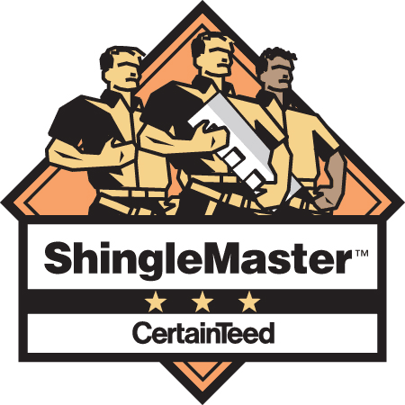 CertainTeed Shingle Master Certified Contractor